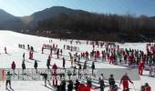 西北最大的综合性滑雪场泾源开营