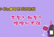 小杞与葡哥系列短视频 《说说葡萄酒》第二集:干型?甜型?傻傻分不清