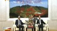 石泰峰会见埃及驻华大使奥萨马·马格杜布 20170613