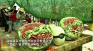 灵武:蜜瓜产业让村民过上甜蜜生活-180818