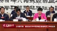 【建言新时代】王东新代表:建议加大对中西部地区基础研究工作的支持