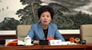 宁夏代表团审议政府工作报告 咸辉部分