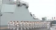 [新闻直播间]习近平检阅中国人民解放军海军仪仗队