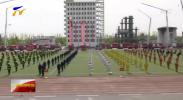 宁夏消防救援总队综合应急救援机动支队成立-190605
