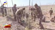 (壮丽70年 奋斗新时代)陆军青铜峡合同战术训练基地:在荒漠戈壁中铸造绿色盾牌-190929