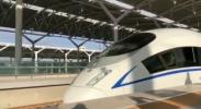 现场速递| 看宁夏首条高铁风驰电掣!