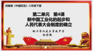 历史| 新中国工业化的起步和人民代表大会制度的确立