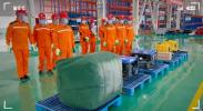 国网宁夏物资公司开展抗震救灾应急演练 全面提升应急能力