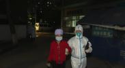 宁夏银川市输入性腺鼠疫患者治愈出院