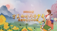 2020新時代好(hao)少年頒獎晚會