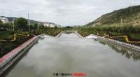 陈润儿咸辉带队在固原观摩黄河流域生态保护和高质量发展先行区推进情况