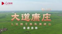 """""""大道康庄""""吉林篇:农业金扁担 挑起绿水青山"""