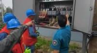 开辟生命通道!宁夏驰援河南救援队帮助医院及时恢复电力