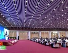 阿拉伯国家联盟秘书处助理秘书长卡迈勒·哈桑·阿里视频致辞