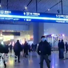 """【银西高铁我先行】西安北站:现代化车站""""上进下出""""的集散新方式"""