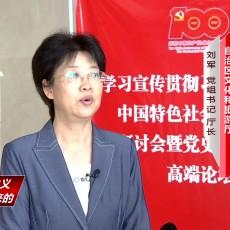 大家谈|刘军:宁夏文艺工作者就要立时代潮头 发时代先声