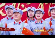 文明旅游为宁夏加分 同声歌唱《我和我的祖国》