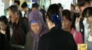 银川火车站迎来客流小高峰 预计五一假期共发送旅客6万人-2017年4月28日