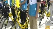 共享单车进驻宁夏医科大学-2017年5月18日