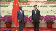 [视频]习近平接受十三国新任驻华大使递交国书