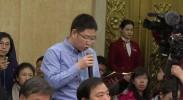 【两会这一刻】宁夏代表团媒体开放日吸引众多媒体关注