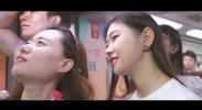 北京2号线地铁快闪2