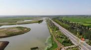 【滚滚黄河·中线】宁夏银川:二类出二类进的黄河水怎么创造……