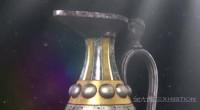 宁夏故事_文物——鎏金银壶