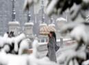 黑龙江暴雪预警