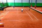西北地区首片法国红土网球场落户贺兰