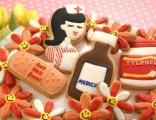 餐桌的艺术:时髦小饼干