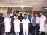 贝宁首个中医诊疗室在科托努苏卢莱雷区大学医院正式揭牌