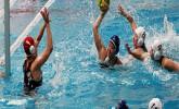 全国女子水球公开赛在银川收官