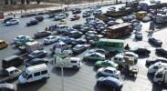 小事故引发大堵车