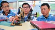 第32届宁夏青少年科技创新大赛在固开赛