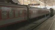 银川火车站将实行新列车运行时刻