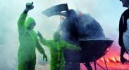 法国小镇为迎接外星人到访 建UFO机场
