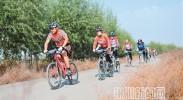 环72连湖山地自行车越野赛开赛