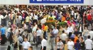 首都机场数百航班因雨延误 机场停广告播世界杯