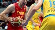 男篮险胜哈萨克斯坦 周鹏17分8篮板大郅准两双