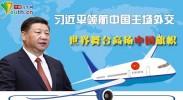 习近平领航中国主场外交 世界舞台高扬中国旗帜