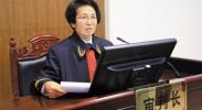 大武口区法院行政审判庭庭长陈美荣