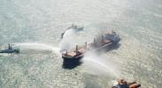 中国-东盟国家海上联合搜救实船演练成功举行
