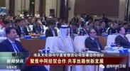 聚焦中阿经贸合作 共享丝路创新发展(迪拜中阿卫视)