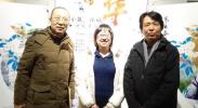 宁夏本土画家胡小敏、陈曦中国画作品展在宁夏西部美术馆开展