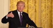 特朗普称正在考虑向美墨边境派驻军队