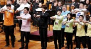 关爱自闭症慈善音乐会在京举办 陈学冬助阵