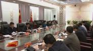 自治区政府党组召开专题研讨会和党组会 学习习近平新时代中国特色社会主义思想 研究提高调查研究实效