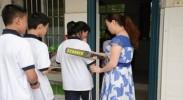 浙江一大学美术考试考题泄露 有考生带手机进考场