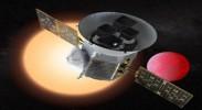 """""""苔丝""""探测卫星发射推迟 将寻另一个地球(图)"""